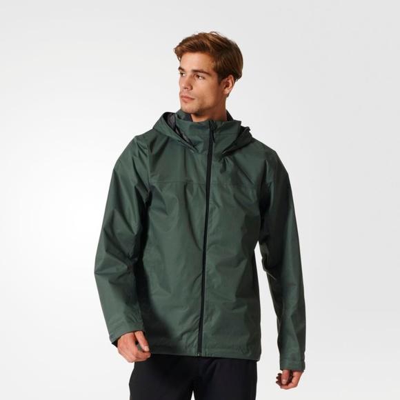 a67f27a10443 Adidas Men s Size 2XL Outdoor Wandertag Jacket